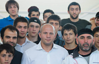 смешанные единоборства, Рамзан Кадыров, MMA, Федор Емельяненко, Ахмат