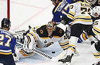 Брэд Маршанд, Туукка Раск, НХЛ, видео, Сент-Луис, Кубок Стэнли, Бостон