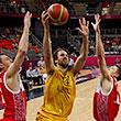 сборная Австралии, сборная России, олимпийский баскетбольный турнир, Лондон-2012