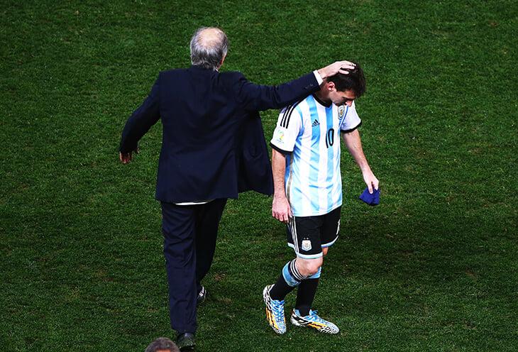 Умер Алехандро Сабелья – тренер, который нашел подход к Месси и создал самую успешную Аргентину ХХI века
