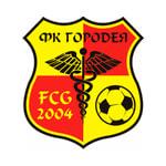 FC Gorodeya - logo