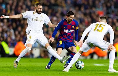 Барселона, Sports.ru, натив, Реал Мадрид, Ла Лига