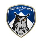 Oldham Athletic - logo
