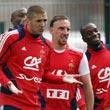Сборная Франции по футболу, Евро-2008, Франк Рибери, Бафетимби Гомис, Раймон Доменек
