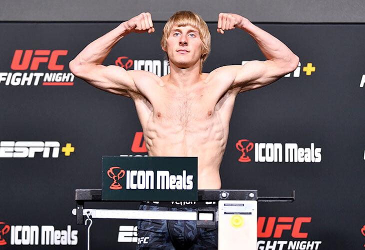 В UFC новая звезда трэштока: англичанин Пэдди Пимблетт назвал себя преемником Конора, оскорбил Хабиба и грузинский народ (из-за войны с Россией)