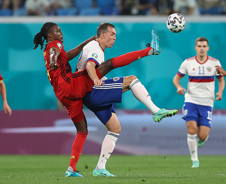 Футболисты сборной России оценивают Бельгию: не космос, ничем не удивила, если бы не пропущенный – забили бы первыми