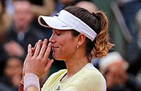 Серена Уильямс, Ролан Гаррос, WTA, Гарбинье Мугуруса