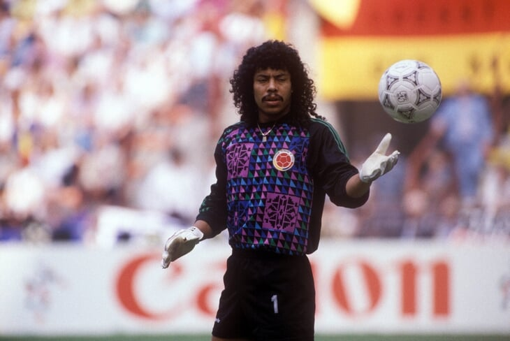 В 80-х Пабло Эскобар взялся за колумбийский футбол