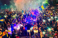 высшая лига Аргентина, Бока Хуниорс, Кубок Либертадорес, болельщики, Ривер Плейт