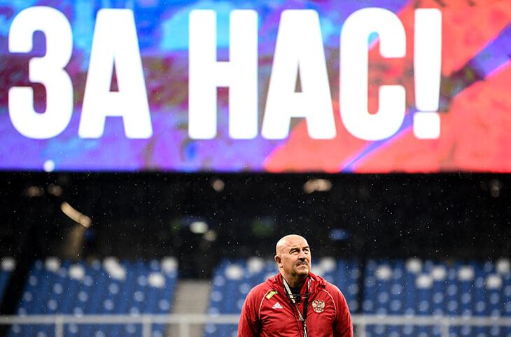 Интервью Черчесова Sports.ru перед уходом из сборной. Что же случилось на Евро?