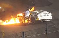 NASCAR, происшествия