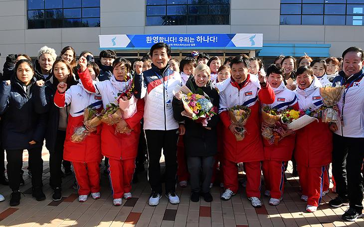 Пхенчхан-2018, сборная Южной Кореи