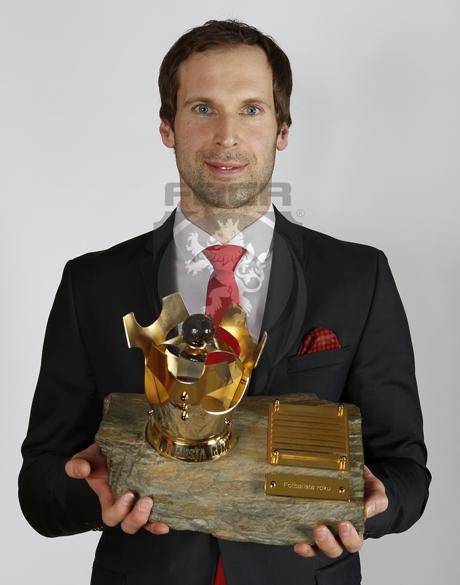 Чех в восьмой раз признан лучшим футболистом Чехии