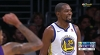 Stephen Curry, Kevin Durant Top Plays vs. Los Angeles Lakers
