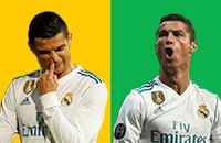 Криштиану Роналду, Реал Мадрид, примера Испания, Лига чемпионов