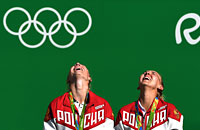 Рио-2016, тесты