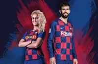 «Барселона» представила новую форму: она в шашечку и напоминает хорватскую. Фанаты недовольны