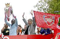 Каким был мир, когда «Арсенал» в последний раз выигрывал АПЛ