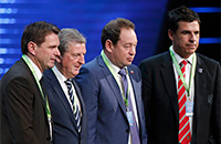 11 победителей конкурса прогнозов на жеребьевку Евро-2016 от Coca-Cola