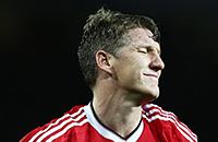 Бастиан Швайнштайгер, Манчестер Юнайтед, сборная Германии