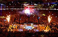 НБА, телевидение