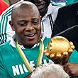 Сборная Нигерии по футболу, Кубок Африки, Стивен Кеши