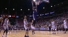 Eric Griffin with the dunk!