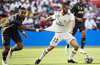 Криштиану Роналду, Хулен Лопетеги, Реал Мадрид, примера Испания, тактика