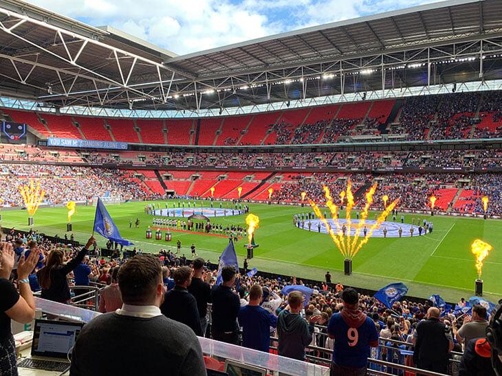 Пока болельщики «Сити» праздновали приход Грилиша, «Лестер» выиграл Суперкубок Англии