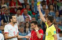 Сборная Португалии по футболу, Сборная России по футболу, Сборная Испании по футболу, ЧМ-2018, Сборная Ирана по футболу