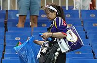 болельщики, ЧМ-2018, Сборная Японии по футболу