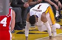 Лейкерс, НБА, видео, Д'Анджело Расселл, Филадельфия