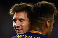 Криштиану Роналду, Лионель Месси, Золотой мяч, Неймар, Барселона, Реал Мадрид