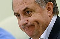 Виталий Мутко: «Да вы успокойтесь. Лимит на легионеров мы отменять не будем»