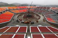 Главный стадион Олимпиады-2018 разберут сразу после Игр. Невероятно