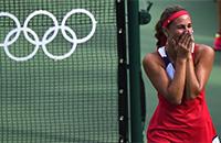 WTA, Рио-2016, Моника Пуиг, Олимпийский теннисный турнир