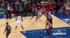 Mitchell Robinson Blocks in New York Knicks vs. Washington Wizards
