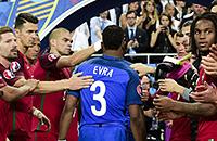 Манчестер Юнайтед, Патрис Эвра, Ювентус, сборная Франции, Лига чемпионов, фото