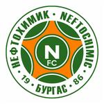 Нефтохимик - logo