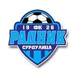 FK Radnik Surdulica - logo