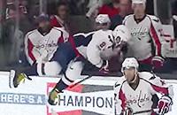 видео, Александр Овечкин, Лос-Анджелес, НХЛ, Вашингтон