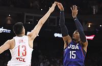 Рио-2016, сборная США