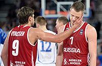 Чемпионат Европы по баскетболу-2015, сборная России