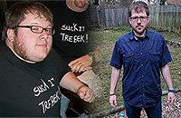 Парень похудел на 56 килограммов благодаря игровому автомату