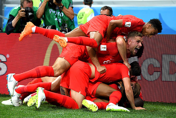 Football's Coming Home – песня, под которую в сборную Англии снова поверили. Ее пели в России-2018 и поют прямо сейчас