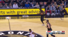 Pascal Siakam with 31 Points vs. New York Knicks