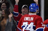 Монреаль, Аризона, Алексей Емелин, видео, НХЛ