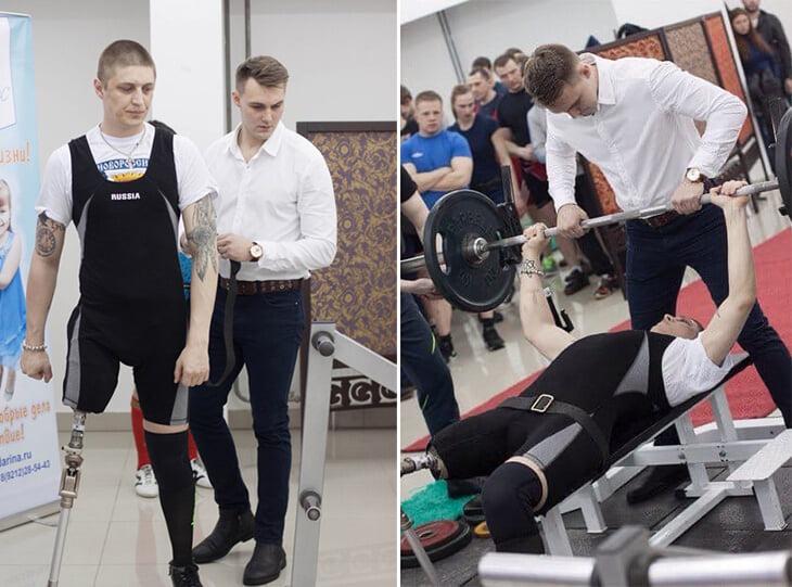 «70 тысяч инвалидов – и для них ничего не было». Чемпион мира по пауэрлифтингу создал адаптивный спорт в Карелии и рвется в политику