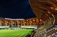 Панчо-Арена, высшая лига Венгрия, Фехервар, стадионы, Академия Пушкаша