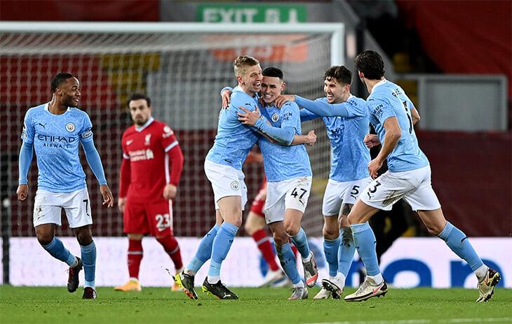 💥 «Сити» разорвал «Ливерпуль» –4:1! Наказали за глупые привозы Алиссона и наверняка выкинули чемпиона из гонки